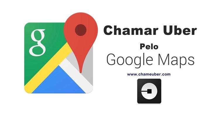 Como chamar Uber pelo Google Maps